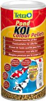 Tetra Pond Koi Food Colour Premium Pellets Food TetraPond Goldfish Orfe